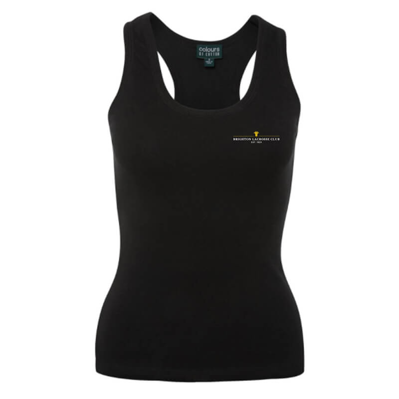 Ladies Singlet Athletic C of C